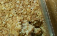 oatmeal steamed cake